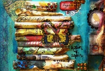 Art**Mixed Media/collage / by Donna Joy