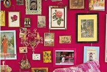 Living Room Ideas / by Melissa Davison