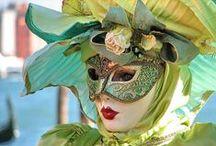 Fashion: Masquerade / masks