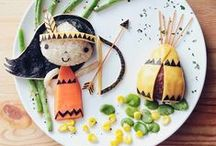 Kids + Fun Food / Kid food ideas, recipes, and fun for parties, lunch, and every day in between!