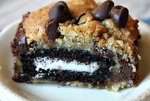 Food: Bars & Brownies