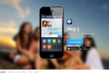 New App in Tech / Collection of Apps that make your life easier. / by Melvin Hoyk