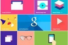GOOGLE / Keeping track on Google products in various technology integration.  / by Melvin Hoyk