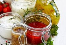 Food: Raw Sauces & Dressings
