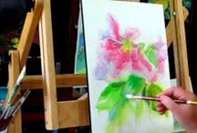 Watercolour - how to
