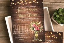 Rustic Charm Themed Weddings / Love rustic so much as it doesn't have to be perfect, just lovely and natural.