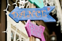 Carnival Themed Weddings / Bright, fun and all the fun of the fair.