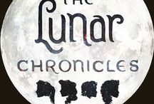 "Design a TLC Sticker Contest / Entries for my ""Design a Sticker"" Contest! Winners will receive signed books, swag, and have their design turned into Lunar Chronicles promo stickers."