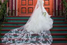 Wedding Veils / Not for every bride, but some gorgeous ones if they are for you.