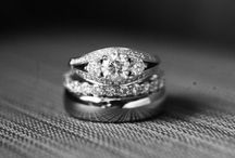 Engagement and Wedding Rings / Such an exciting part and they've got to last a long time so take your time.