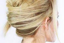 Hair / Hairstyles for every season and occasion / Peinados para cualquier estación y ocasión