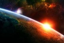 FIRMAMENT / The heavens declare the glory of God. / by Sunny Rowe