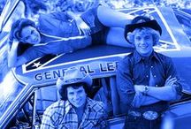 Dukes of Hazzard / a great show that ran from 1979 - 1985 about the Dukes that ran from the corrupt law and drove the General Lee  / by Keyser Soze