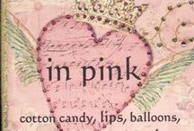 Pretty in pink and pastels / My favorite colors