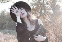 My Fashion / Dark, edgy, gothic, alternative, dark mori, goth bohemian, pastel goth
