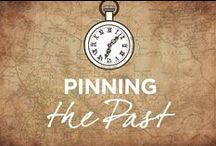 Pinning the Past / Fashion has come a long way! We're peering into the past to see how it has influenced modern culture, fashion and home décor. / by Lifetime TV