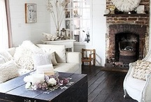 Dream home - living room / by Helen Rawstron