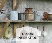 DECOR INSPIRATION / #Home #decor #inspiration #tips #ideas #decoration