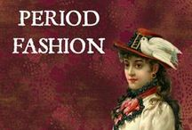 "PERIOD FASHION / #period #fashion #women Pre-1920s fashion. See ""Retro Fashion"" for post-1920s through 1990s. See ""Modern Fashion"" for post-1990s."