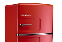 Big Chill Refrigerators- Original Size / Product images for our 20.9 cu.ft. Original Size Retro Refrigerators. / by Big Chill