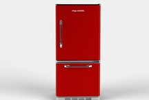 Retropolitan Refrigerator by Big Chill / by Big Chill