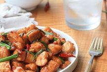 Stir-fry / Asian Recipes