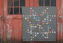 ::  seeing stars  :: / quilts with stars