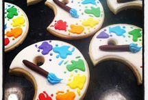 Cookie Art / by Deborah Pellegrino