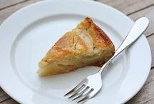 Apple Torte / Apple Cake