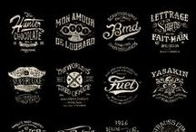 GRAPHIC - Labels / by Joffrey Escudier