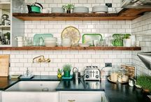 Dream Kitchens / by Lindsey Franko