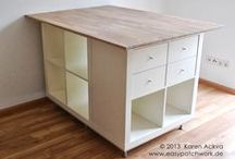 Make over ikea meubels