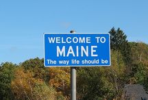 Maine- The way life should be / by Deborah Pellegrino