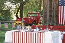 Big Chill 4th of July / Patriotic decor and delicious recipes! / by Big Chill