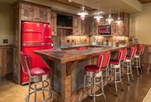 What A Chill Color: Cherry Red / Highlight our Kitcens, appliances, and just things we like all in theme with the amazing retro Cherry Red / by Big Chill