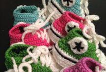 Crochet Baby Stuffs! / by Kim Turner
