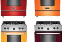 Big Chill Pro-Line Embraces Fall Colors / Pulling inspiration from the beautiful colors of the fall season for the colors of our Pro-Line Appliances. It's impossible not to fall in love with this beauty.  / by Big Chill