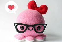 ★ plush ★ / Cute Plush!  ️❤️ FOLLOW THIS BOARD NOW! ❤️