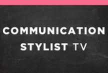 Communication Stylist TV / A taste o' my YouTube channel