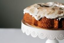 Cake! / A collection of amazing cake and frosting recipes!