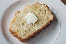 Bread / A collection of yummy bread, rolls, and loaf recipes.