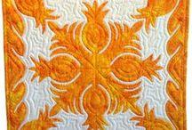 Hawai quilt