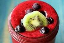 Smoothies / A collection of healthy smoothie recipes.