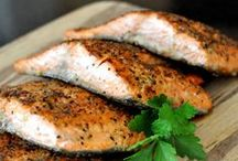 Meat Dishes / A collection of delicious meat dishes including chicken, fish, beef and more!