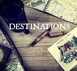 DESTINATIONS / #travel #destinations #hacks
