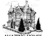 AMAZING HOMES / #architecture #homes #beautiful