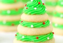 Christmas food and crafts / A compilation of food and crafts for Christmas!