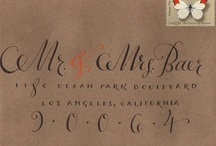 Cards/Invitations / by Robbyn McClain