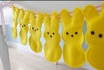 Hopping Down the Bunny Trail / Easter ideas / by Blue Moon Gift Shops