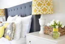 Bedroom Ideas / by Miranda Daignault